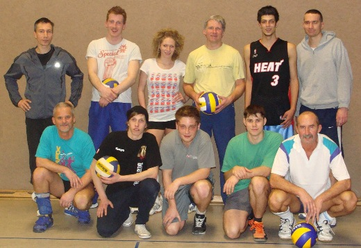 SMV Volleyball 2011-01-27